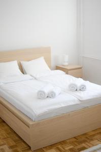 Danvisual Apartment 4, Apartmány  Novi Sad - big - 3