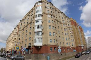 Apartment Valihanova street 1., Apartments  Astana - big - 8