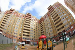 Apartment Valihanova street 1., Apartments  Astana - big - 7