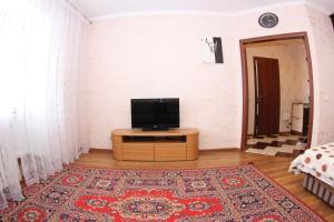 Apartment Valihanova street 1., Apartments  Astana - big - 3