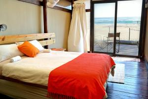 Ponta Beach Camps: Beachfront Ensuite Unit