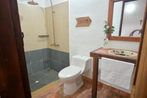 Tamarindo Old Town Barichara, Проживание в семье  Barichara - big - 28