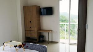 Junior Suite Apartamento, Ferienwohnungen  Santa Marta - big - 12