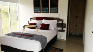 Junior Suite Apartamento, Ferienwohnungen  Santa Marta - big - 10