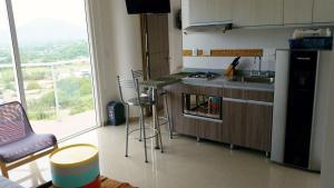 Junior Suite Apartamento, Ferienwohnungen  Santa Marta - big - 9