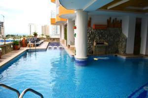 Junior Suite Apartamento, Ferienwohnungen  Santa Marta - big - 8