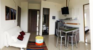 Junior Suite Apartamento, Ferienwohnungen  Santa Marta - big - 7
