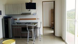 Junior Suite Apartamento, Ferienwohnungen  Santa Marta - big - 6