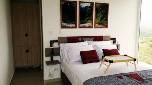 Junior Suite Apartamento, Ferienwohnungen  Santa Marta - big - 4