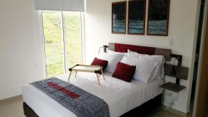 Junior Suite Apartamento, Ferienwohnungen  Santa Marta - big - 5