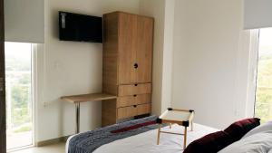 Junior Suite Apartamento, Ferienwohnungen  Santa Marta - big - 3