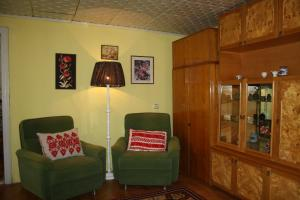 Apartment Petefi, Гостевые дома  Берегово - big - 12