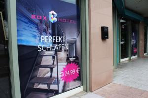 obrázek - BoxHotel Göttingen (App Based Hotel)