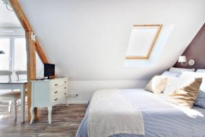 Les Gîtes d'Emilie, Apartmány  Melesse - big - 9