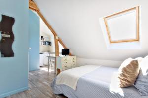 Les Gîtes d'Emilie, Апартаменты  Melesse - big - 8