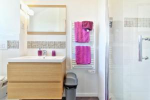 Les Gîtes d'Emilie, Апартаменты  Melesse - big - 7