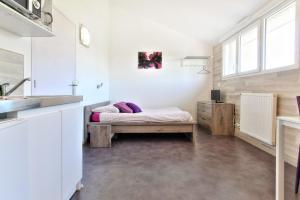 Les Gîtes d'Emilie, Апартаменты  Melesse - big - 6