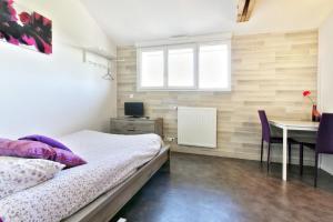 Les Gîtes d'Emilie, Apartmány  Melesse - big - 32