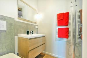 Les Gîtes d'Emilie, Апартаменты  Melesse - big - 31
