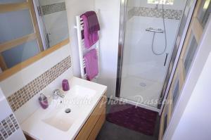 Les Gîtes d'Emilie, Апартаменты  Melesse - big - 14