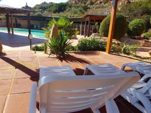 Villa Oliva verde, Villen  Costa Paradiso - big - 125