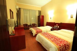 Beidaihe Golden Sea Hotel, Hotel  Qinhuangdao - big - 33