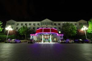 Beidaihe Golden Sea Hotel, Hotel  Qinhuangdao - big - 68