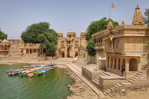 Hotel Royal Haveli, Hotels  Jaisalmer - big - 93