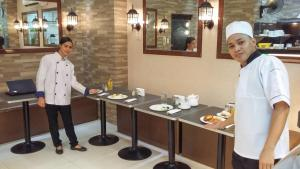 JMM Grand Suites, Aparthotels  Manila - big - 54