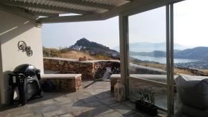 Villa Baya, Vily  Ios Chora - big - 15