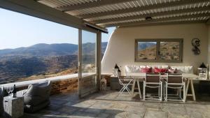 Villa Baya, Vily  Ios Chora - big - 18