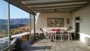 Villa Baya, Vily  Ios Chora - big - 19