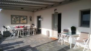 Villa Baya, Vily  Ios Chora - big - 20