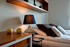 BlueApart Apartamenty Na Plaży Jastarnia, Apartmanok  Jastarnia - big - 120