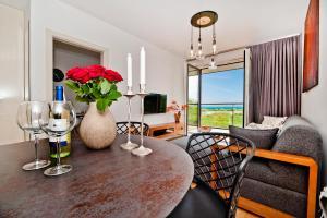 BlueApart Apartamenty Na Plaży Jastarnia, Apartmanok  Jastarnia - big - 132