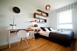 BlueApart Apartamenty Na Plaży Jastarnia, Apartmanok  Jastarnia - big - 148