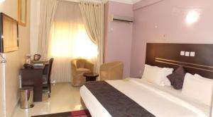 Абуджа - Jades Hotels