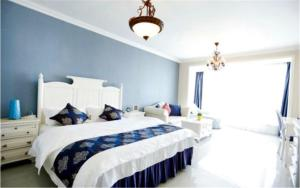 Ruicao Seaview Apartment Qinhuang International Branch, Apartmanok  Csinhuangtao - big - 7