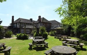 The Crown by Marston's Inns