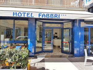 Hotel Fabbri, Hotel  Gabicce Mare - big - 4