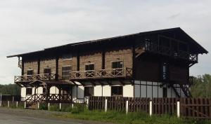 Гостевой дом Хижина