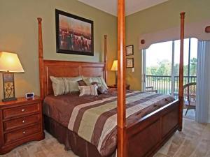 Oakwater Resort Three Bedroom Apartment K27, Апартаменты  Орландо - big - 5