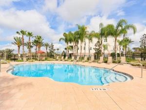 Reunion Resort Three Bedroom Apartment D2Q, Appartamenti  Kissimmee - big - 16