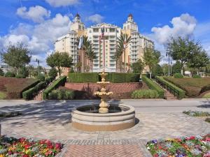 Reunion Resort Three Bedroom Apartment D2Q, Appartamenti  Kissimmee - big - 3