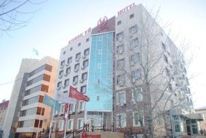 Отель Манхэттен Астана