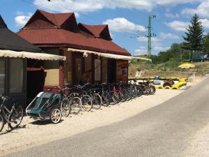 Residence at lake Balaton, Дома для отпуска  Шиофок - big - 27
