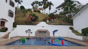 Apartamento Casa Blanca Robles