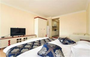 Ruicao Seaview Apartment Ocean Harbour Plaza, Appartamenti  Qinhuangdao - big - 4