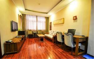 Beidaihe Binhai Blue Sky Business Hotel, Hotels  Qinhuangdao - big - 1