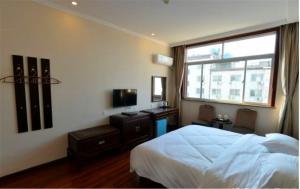 Beidaihe Binhai Blue Sky Business Hotel, Hotel  Qinhuangdao - big - 3